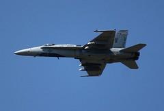 Marines F/A-18 Hornet, 2nd MAW . MAG-31 . VMFA-115, Silver Eagles #163761,