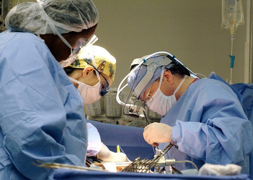 In Surgery