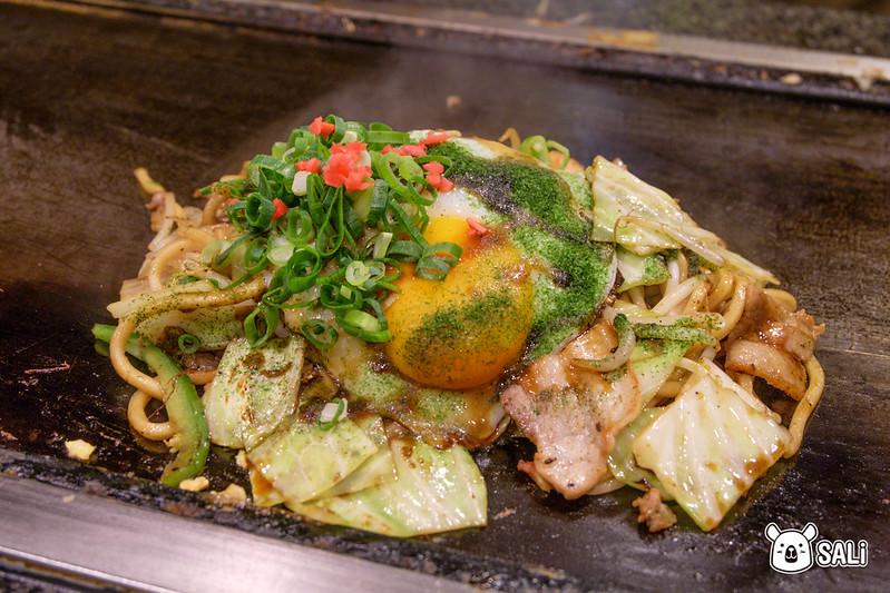 美津燒炒麵