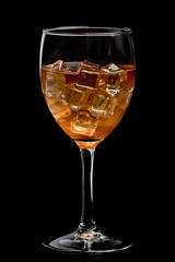 Whiskey In A Wine Glass