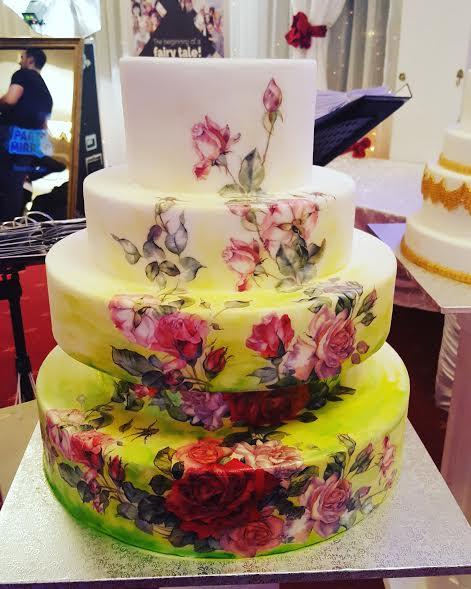 Cake by Alina Belcea