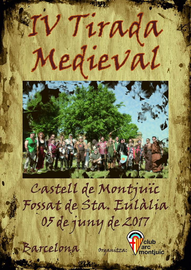 IV Tirada Medieval - Club Arc Montjuïc - clubarcmontjuic - Flickr
