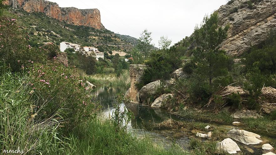 ruta del agua Sot de Chera