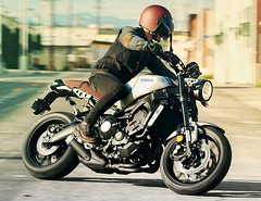 Yamaha XSR 900 2016 - 8
