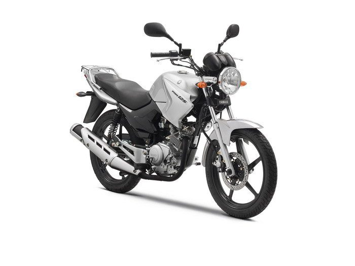 Yamaha YBR 125 2010 - 9