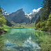 Seealpsee, Appenzell - Switzerland by Bob8!!!