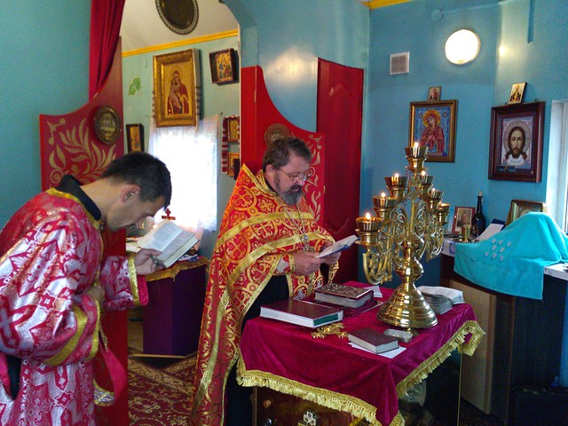 Молебень в день перенесення мощів святителя Миколая Чудотворця із Мир Лікійських у Бар