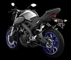 Yamaha MT-125 2014 - 6