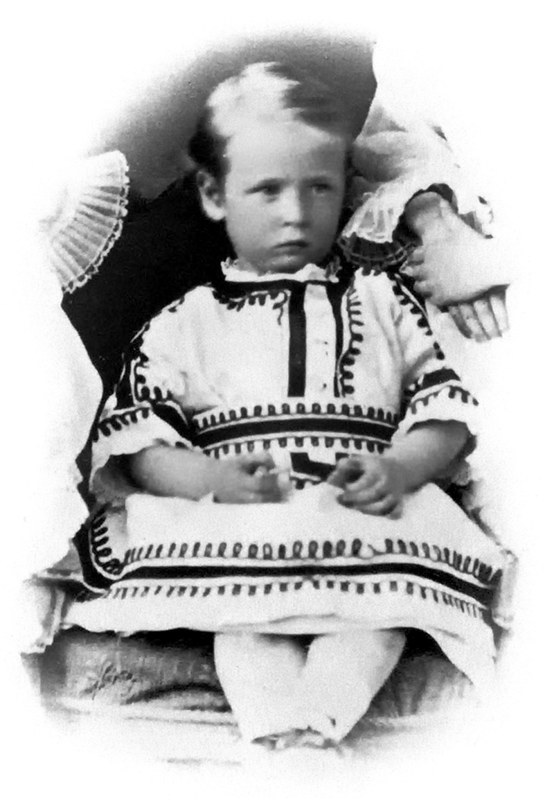 Prince Friedrich of Hesse and by Rhine, 1873