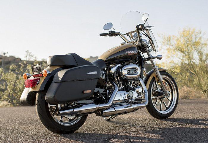 Harley-Davidson XL 1200 T SUPERLOW 2014 - 6