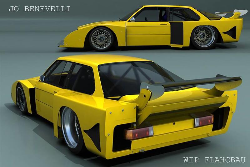 Schnitzer BMW 320 Turbo Gr5