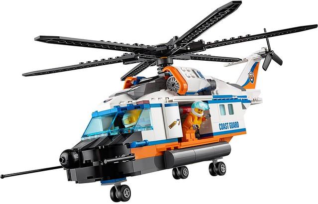 LEGO 60168 【帆船救援】Sailboat Rescue 搶先看!! 城市系列:海岸救援篇~官圖、販售資訊整理