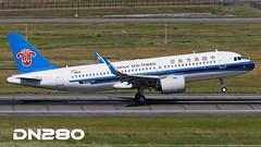 China Southern A320-271N msn 7477