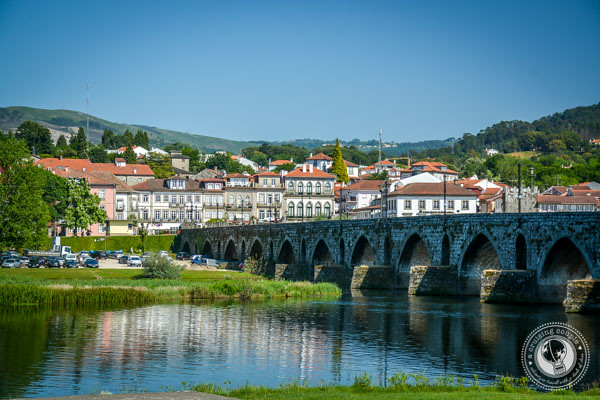 Ponte de Lima Bridge Portugal