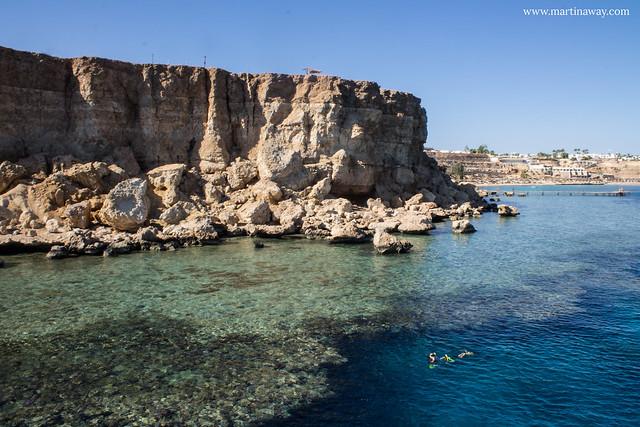 Gita in barca sul Mar Rosso