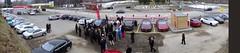 13.2.15:  Tesla Supercharger-Eröffnung Monte Ceneri