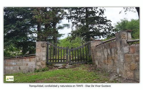 Tranquilidad cordialidad y naturaleza en TANTI - Diaz De Vivar Gustavo