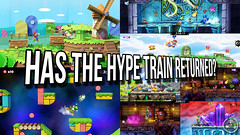 HAS THE HYPE TRAIN RETURNED?- Potential Super Smash Bros for Nintendo Switch Leak