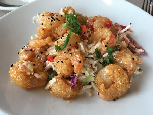 Sambal shrimp - Arnies Restaurant