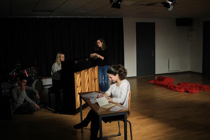 Atelier Théâtre - Les Suppliants - 10