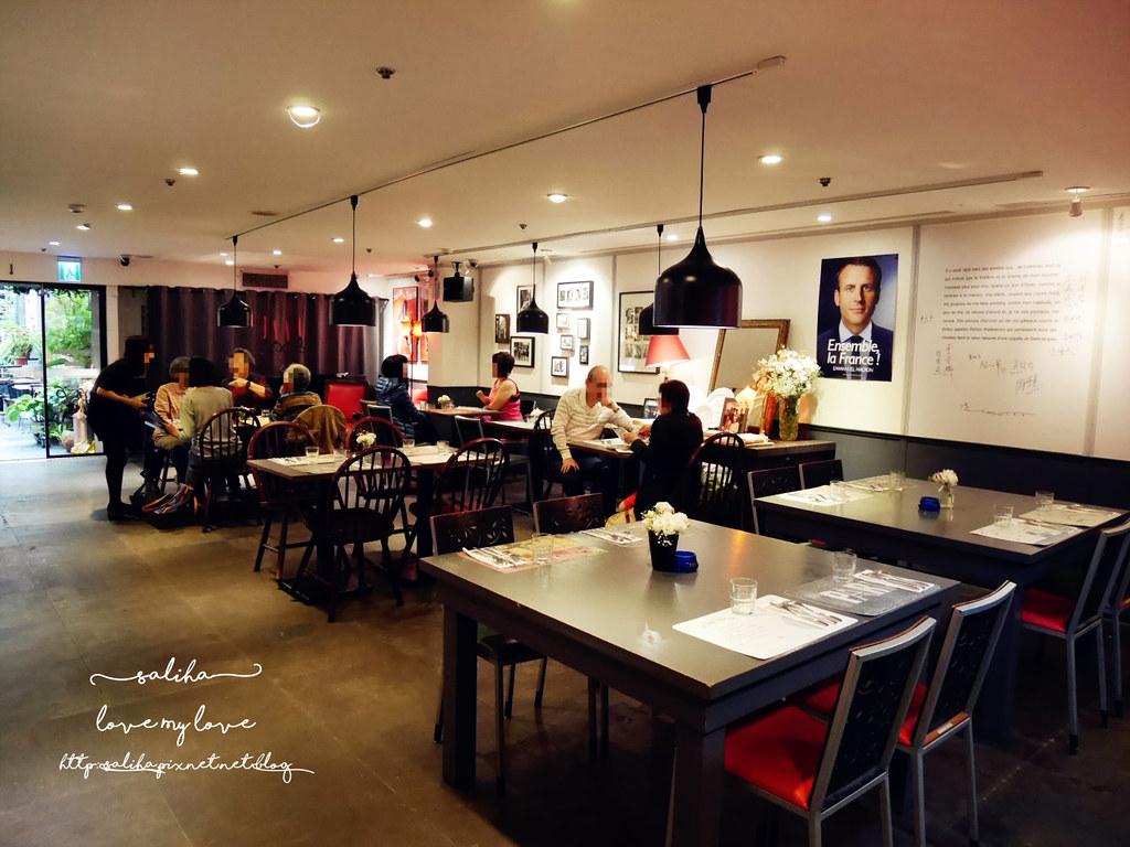 台北公館站汀洲路附近餐廳美食推薦瑪德蓮書店咖啡早午餐下午茶 (2)