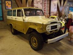 Toyota Land Cruiser (J40) wagon