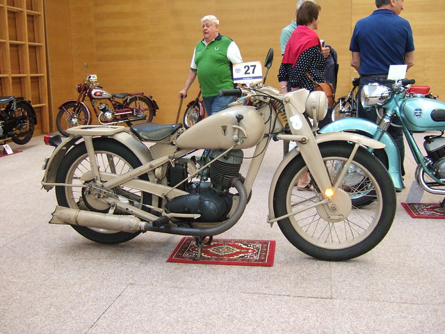 DKW NZ 350 - 1939