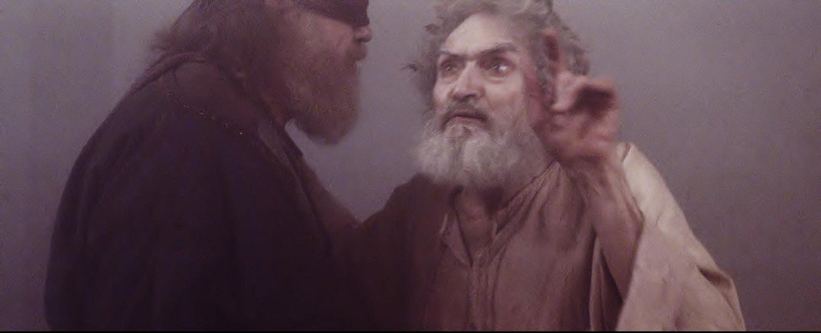 Gloucester Dover Lear film Alexander Barnett