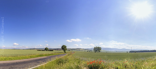 2017 blauerhimmel canoneos6d deutschland germany juni landscape landschaft sommer tamron2470mmf28divcusd thüringen
