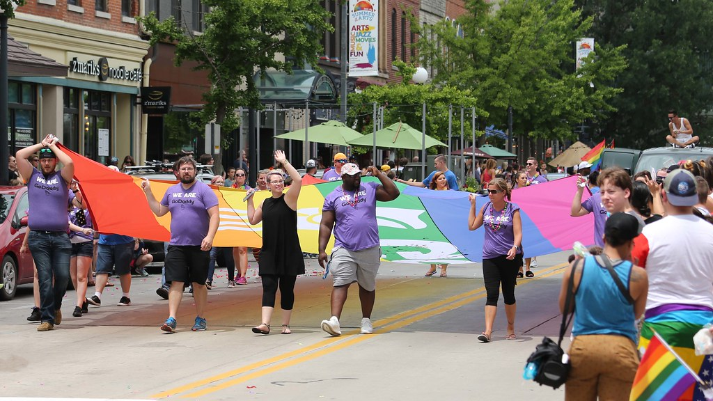 Iowa City Pride 2017