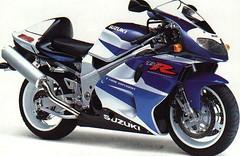 Suzuki TLR 1000 2003 - 1