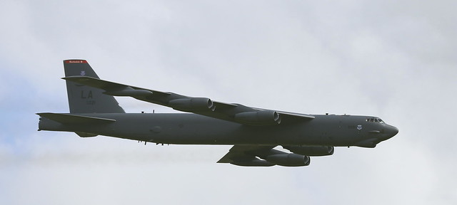B52 Bomber, Canon EOS 6D, Canon EF 70-300mm f/4-5.6L IS USM