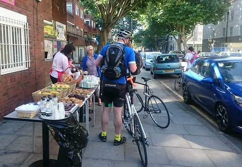 Cyclists Breakfast 14 June 2017