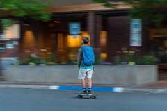 Skateboarding Aspen