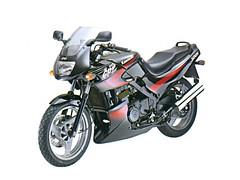 Kawasaki 500 GPZ 2001 - 3
