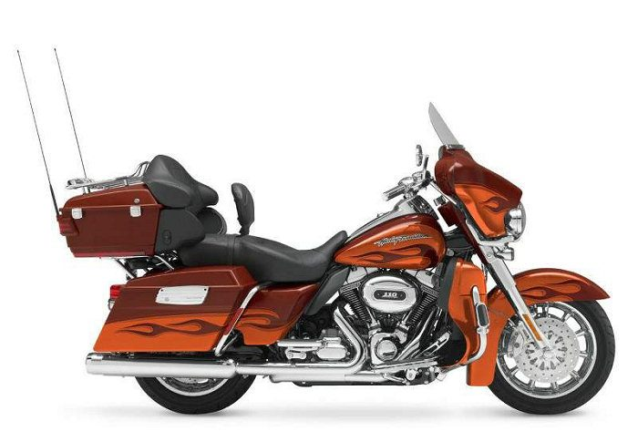Harley-Davidson CVO ELECTRA GLIDE ULTRA CLASSIC 1800 FLHTCUSE5 2011 - 7