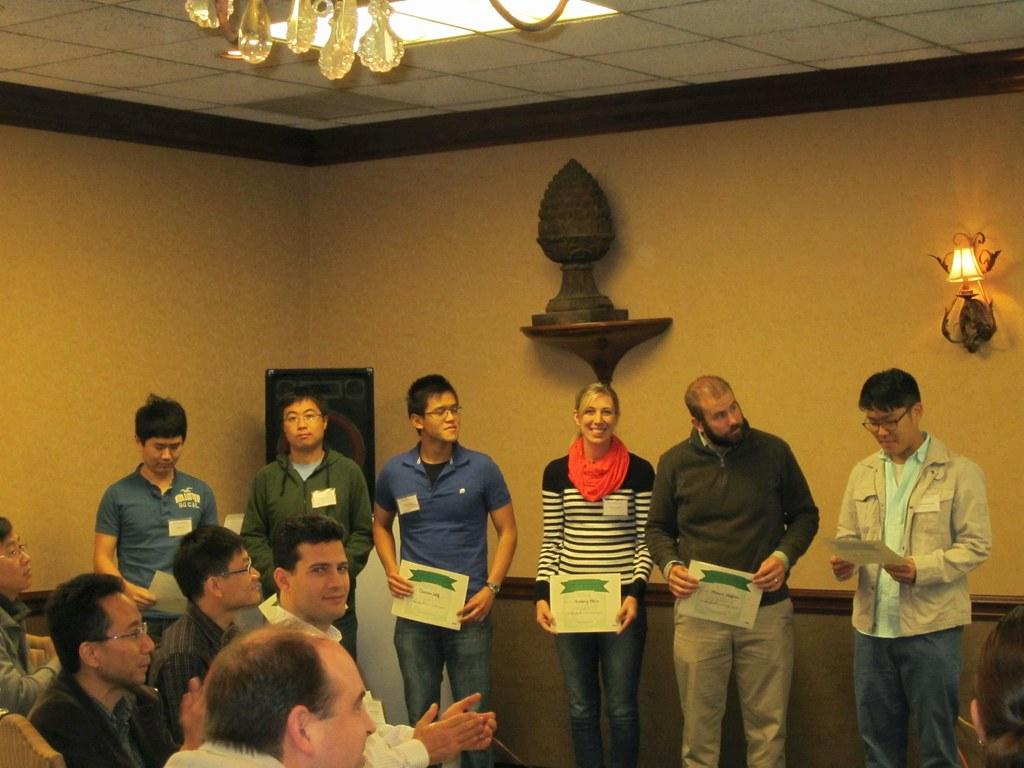 Eric Phizicky - Student award line up (3)