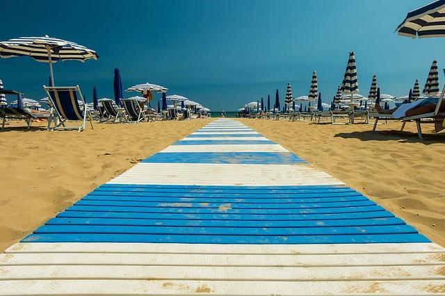 Beach, Lido di Jesolo