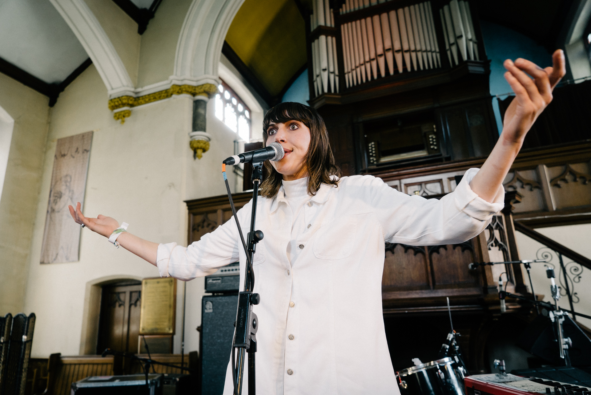 The Great Escape 2017 Day 2: Aldous Harding