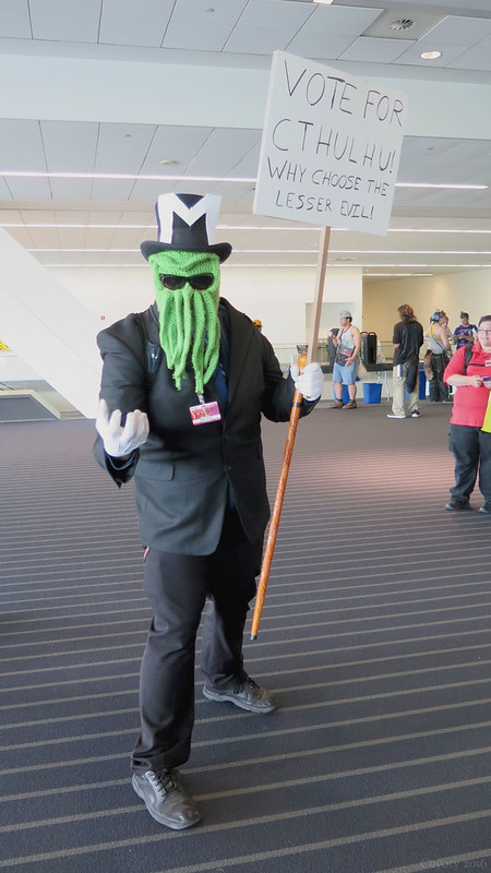 Vote for Cthulhu!