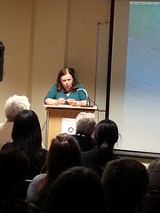 Bernadette McAliskey / Devlin speaking at International womens Day event in Derry March 2017
