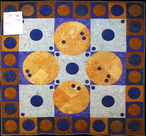 034: Blueberry Pancakes—Lesa Reynolds
