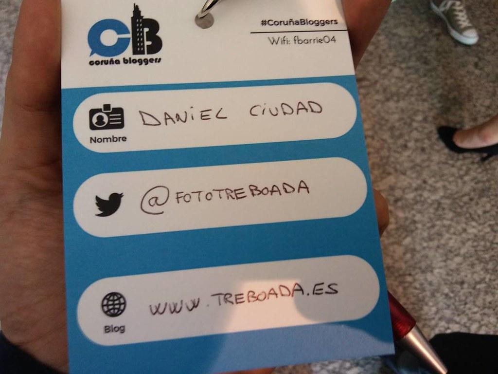 A por Coruña Bloggers. #corunabloggers #corunabloggers #coruña #blogger