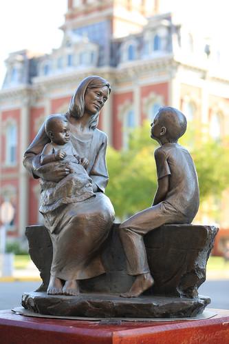 Красивые скульптуры со всего мира