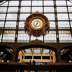 A day in Orsay.