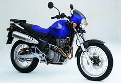 Honda FX 650 Vigor 2001 - 5