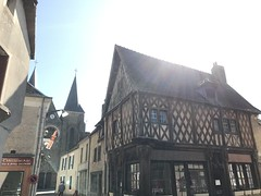 Levroux - Photo of Saint-Pierre-de-Lamps