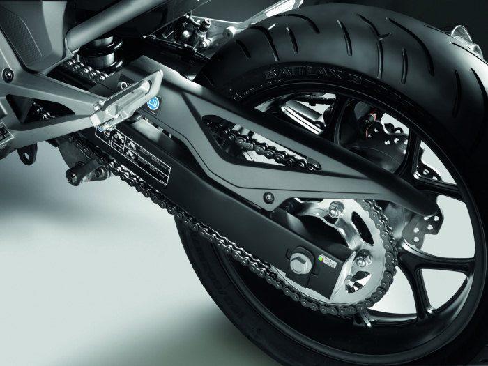 Honda NC 700 S 2012 - 12