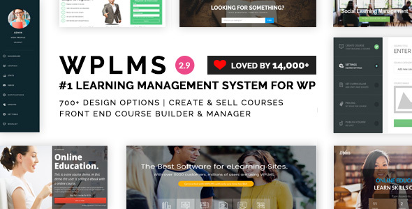 WPLMS v2.9.1 – Learning Management System for WordPress, Education Theme