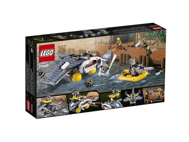 70609 Manta Ray Bomber 2